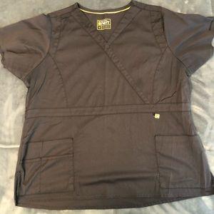 Wonderwink tunic scrub top